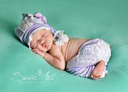 Handgenähte Newborn Baby Sets ab Geburt - 2 Monate