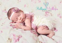 -Rüschenbody Newborn bis 1 Jahr