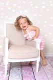KINDERBODY BABY ROSA 1-7 Jahre ca. MIT TRÄGER