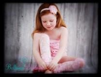 Spitzen Stulpen in ROSA für Kleinkinder-Schulkinder