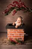 NEU!!! Newborn- KinderKamin Weihnachtskamin