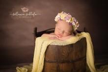 NEU!!! Traumhafter Blütenkranz zum Binden ab Geburt bis Erwachsene