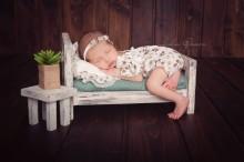 NEU!!MINI MINI MIIIIINI Bettchen für Newborns mit Tischlein